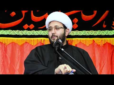 Where was Ali?   Shaykh Amin Rastani   Fatimiyya 1437 - Night 5   English