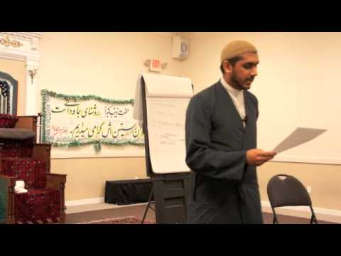 [Part 3/3] Ethics of Adoption in Islam - Sheikh Murtaza Bachoo - English
