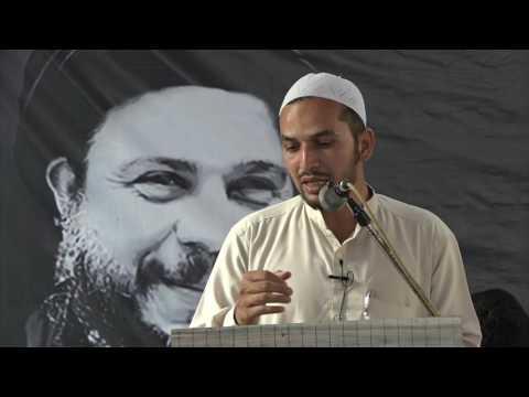[Seminar] Shaheed-e-Khamis (r) - 9th April 2017 - Moulana Agha Munawar Ali - Urdu