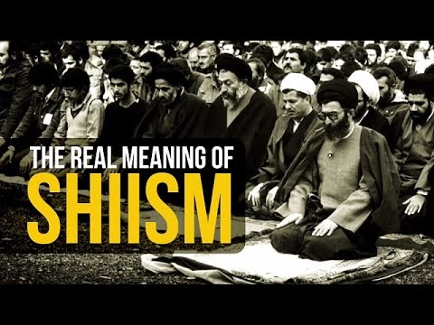 The REAL meaning of SHIISM? | Ayatollah Sayyid Ali Khamenei | Farsi sub English