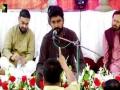 [Jashan Sayed-us-Shouda a.s 2017] Poetry : Janab Touqeer - IRC Karachi - Urdu