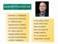 Norman Finkelstein Coming to WSU - Feb 26 2009 - Flyer - English