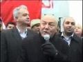 GEORGE GALLOWAY Speech to VIVA PALESTINA GAZA CONVOY 14Feb2009 - English