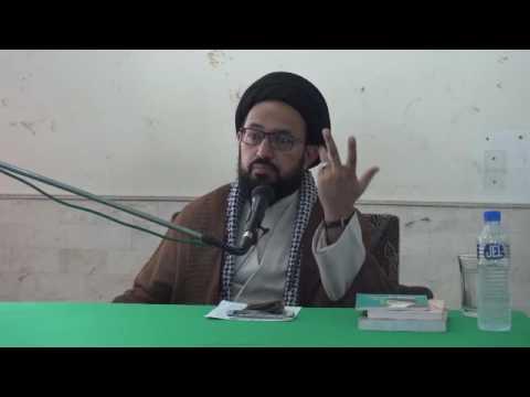 [Lecture] Topic: Baserat Agaahi, Ashabe Imam Ki Sifaat | H.I Syed Sadiq Raza Taqvi - Urdu