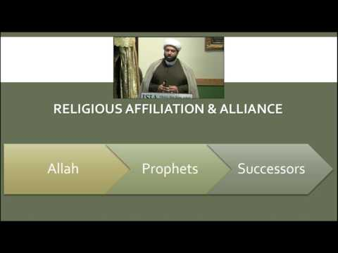 Knowing the Imam of Our Time : Session 1 - English