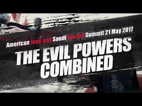 The Evil Powers Combined | American lead and Saudi hosted Summit | English