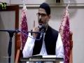 [05] Tafseer-e-Surah-e-Yousuf | Moulana Mubashir Zaidi | Mah-e-Ramzaan 1438 - Urdu