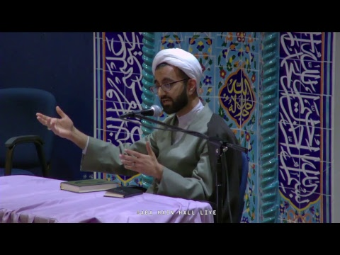[ Ramadhan 13 (2017)] Practical lesson from Surah Yaseen | Shaykh Salim Yusufali | Saba Center  English