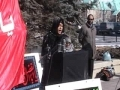 Imam Hussain Rally - Short Speech  Ana  Kazmi - English