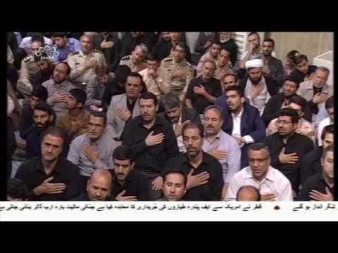 [15Jun2017] امیرالمومنین حضرت علی علیہ اسلام کی عزاداری - Urdu