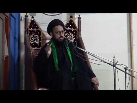 [Majlis 03 - Shahadat Imam Ali (as) 1438] Topic: Wilayat k Taqazay | H.I Sadiq Raza Taqvi - Urdu