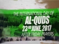 [Quds Day 2017] SIALKOT, Pakistan Promo | Silence is not an option | English