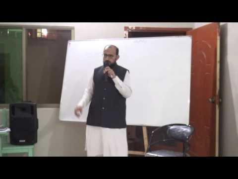 [ Lecture - 05 ] Topic: Self Control   H.I Syed Sadiq Raza Taqvi - Urdu