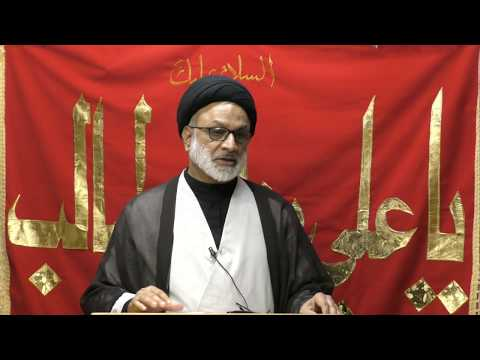 Al-Quds Message   H.I. Muhammad Askari   Urdu