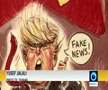 [09 July 2017] Tehran hosts Trumpism cartoon exhibition - English