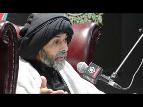 [03] Fatimiyya Majalis 2017 - Sayyid Abbas Ayleya - English