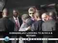 Ahmadinejad Looking to Africa and Beyond - 27Feb09 - English