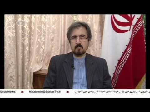 [21Jul2017] کویتی ناظم الامور کی دفترخارجہ طلبی، ایران مخالف الزام پر ش