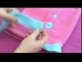 Making Fleece Hat IV - English