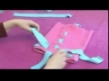 Making Fleece Hat V - English