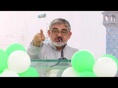 [6th Annual Meeting At Mehdia City] Speech: H.I Ali Murtaza Zaidi - 13 August 2017 - Urdu