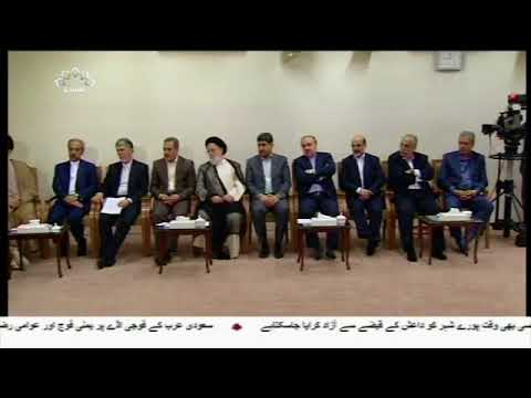 [26Aug2017] سفارتی میدان میں دینی اور انقلابی جذبے کے تحفظ پر رہبرانقلا
