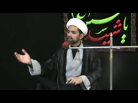 [04] Topic: دینِ امامت اور امامتِ دین | Maulana Mehdi Abbas | Muharram 1439H - Urdu