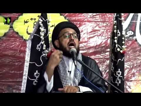 [04] Topic: Aakhir-uz-Zamaan k Mutaliq Imam Ali Ke Peshan Goiyaan   H.I Sadiq Taqvi - Muharram 1439/2017 - Urdu