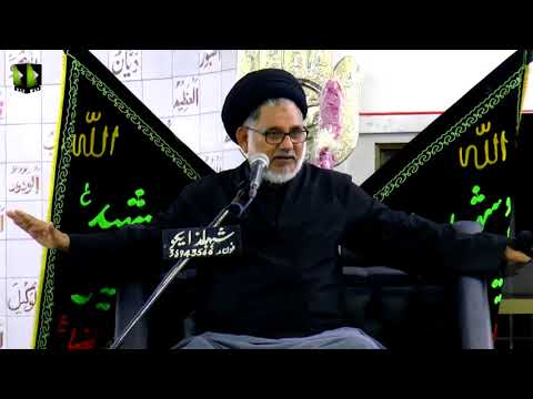 [04] Topic: Seerat-e-Anbiya - سیرت انبیاء  | H.I Hasan Zafar Naqvi - Muharram 1439/2017 - Urdu