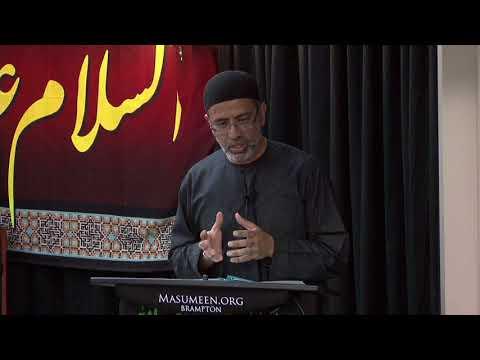 [5/11] Br. Khalil Jaffer - In Search of Orthodox Islam - 4th Muharram 1439 - 2017 English