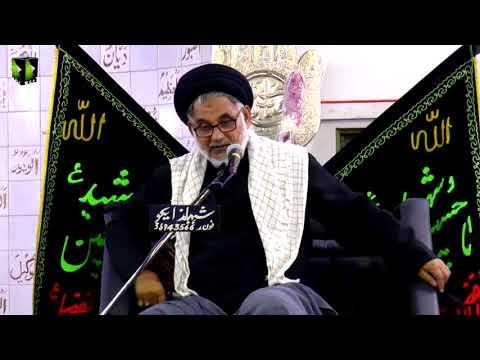 [05] Topic: Seerat-e-Anbiya - سیرت انبیاء  | H.I Hasan Zafar Naqvi - Muharram 1439/2017 - Urdu