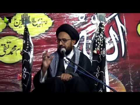 [06] Topic: Aakhir-uz-Zamaan k Mutaliq Imam Ali Ke Peshan Goiyaan   H.I Sadiq Taqvi - Muharram 1439/2017 - Urdu