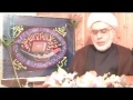Tafseer Surat Yousef part16 - English