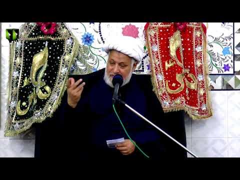 [06] Topic: Quran Or Imam Hussain (as) | H.I Ghulam Abbas Raesi - Muharram 1439/2017 - Urdu