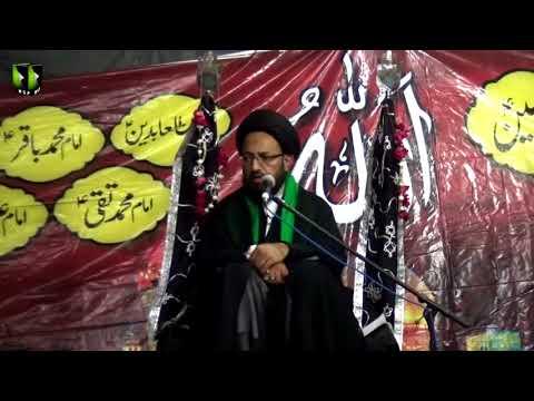 [08] Topic: Aakhir-uz-Zamaan k Mutaliq Imam Ali Ke Peshan Goiyaan   H.I Sadiq Taqvi - Muharram 1439/2017 - Urdu