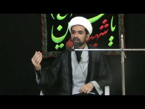 [08] Topic: دینِ امامت اور امامتِ دین | Maulana Mehdi Abbas | Muharram 1439H - Urdu