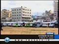 Vehicles in UK aid convoy handed over to Gaza officials - 11Mar2009 - English