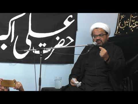 [Shab e Aashoor] Moulana Mohammad Raza Dawoodani  Calgary, Canada 1439/2017 Urdu