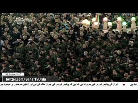 [06Oct2017] عراقی کردستان میں ریفرنڈم خیانت تھا : خطیب نماز جمعہ - Urdu