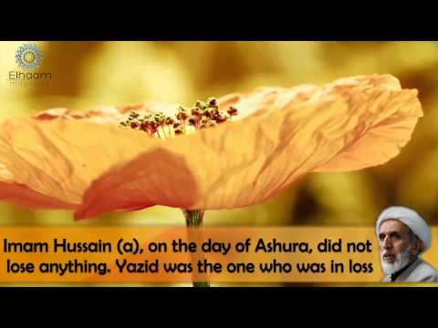[clip] The One Who Hurts You is Your Bridge to Paradise - Ustad Mahdi Ta\'eb [ENG Sub]