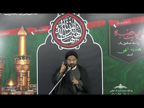 [Majlis 02] Wilayat-e-Faqih - Mudafa-e-Aza | 17th Muharram 1439 | Moulana Syed Taqi Raza Abedi - Urdu