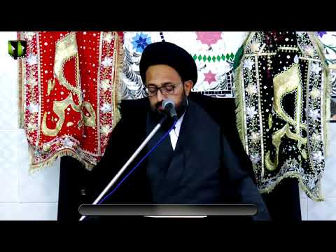[01] Topic: خونِ امام حسینؑ کے انتقام کی تیاری | H.I Sadiq Raza Taqvi - Muharram 1439/2017 -