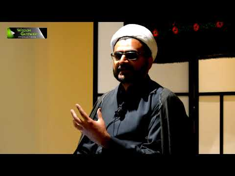 [05] Topic: Ibraat Haey Ashura | H.I Shaykh Muhammad Hasanain - Muharram 1439/2017 - Urdu