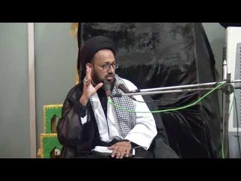 [02] Topic: زیارت وارثہ، حیاتِ کاملہ کا جامع منشور | H.I Sadiq Taqvi - Muharram 1439/201