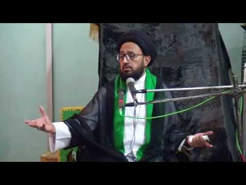 [03] Topic: زیارت وارثہ، حیاتِ کاملہ کا جامع منشور | H.I Sadiq Taqvi - Muharram 1439/201