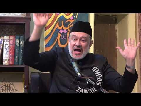[07] Hidayat-e-Elahi ki Bunyadein | 7th Muharram 1439 | Moulana Agha Mujahid Hussain - Urdu