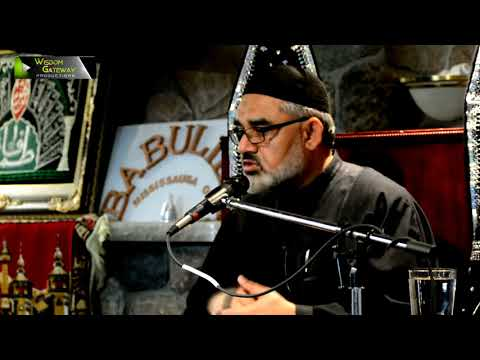 [5] Topic: قرآن اور آئمہ کی 250  سالہ زندگی سے تمسک | H.I Ali Murtaza Zaidi - Urdu