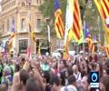 [22 October 2017] Barcelona demo demands release of independence leaders - English