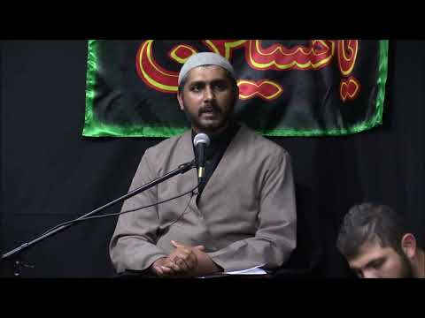 Dealing with Doubt and Faith - Sheikh Murtaza Bachoo | Night 3 | Muharram 2017 English