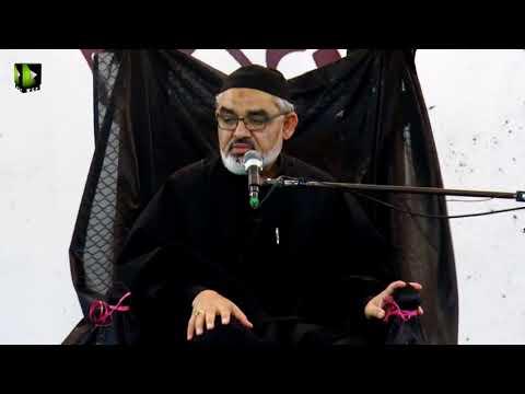[2] Topic: عقیدۂ آخرت اور اہلِ آخرت   H.I Syed Ali Murtaza Zaidi   Safar 1439/2017 - Urdu